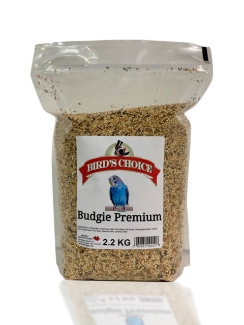 Bird's Choice® Bird's Choice Budgie Premium