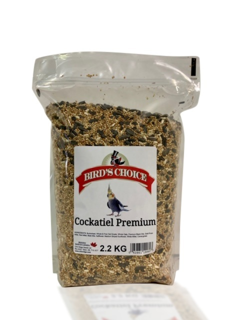 Bird's Choice® Cockatiel Premium