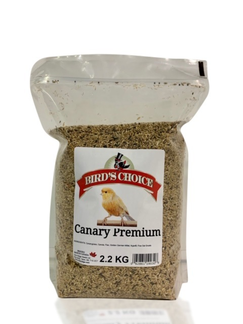 Bird's Choice® Canary Premium