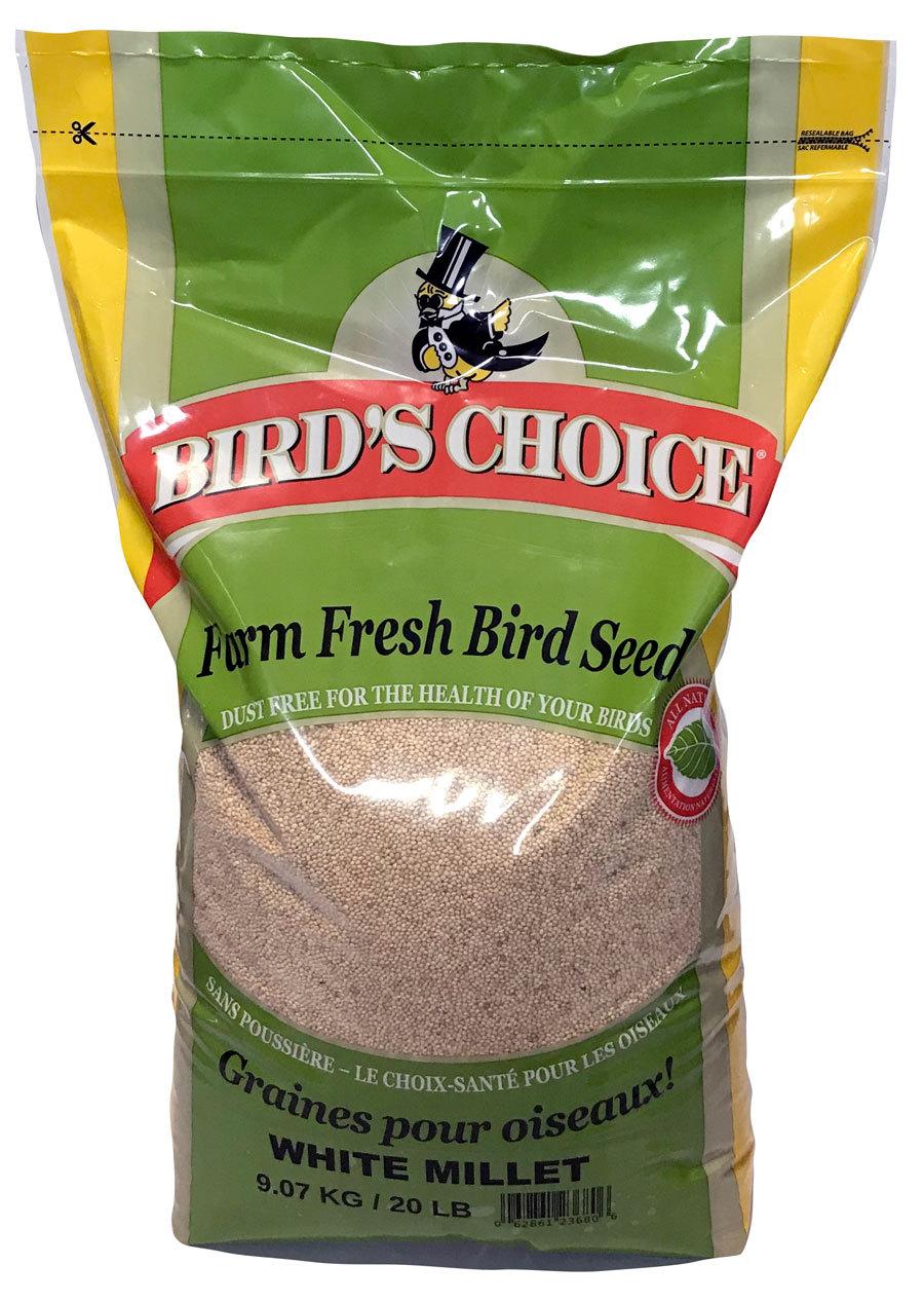 Bird's Choice® White Millet