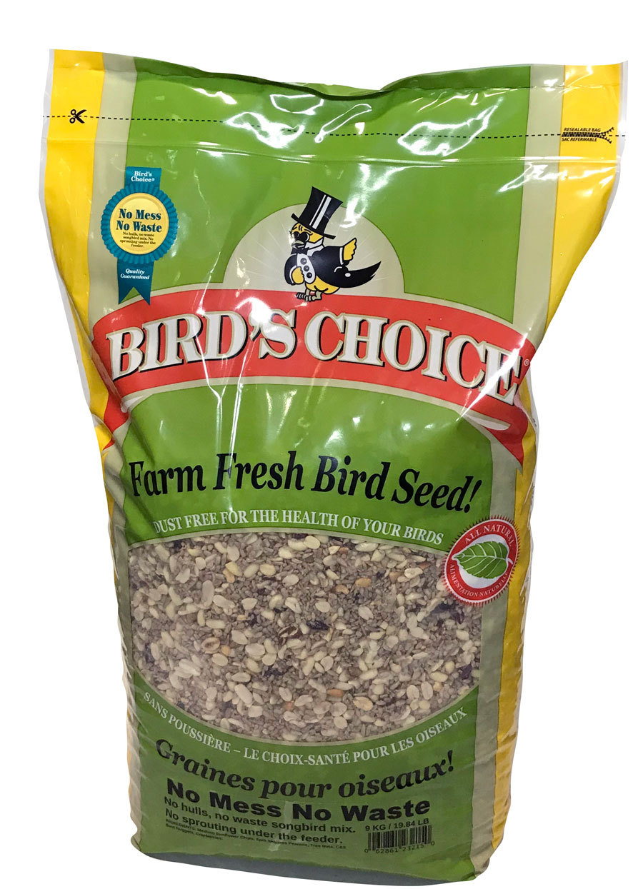 Bird's Choice® No Mess No Waste Mix
