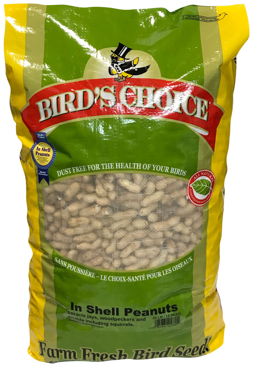 Bird's Choice® In Shell Peanuts