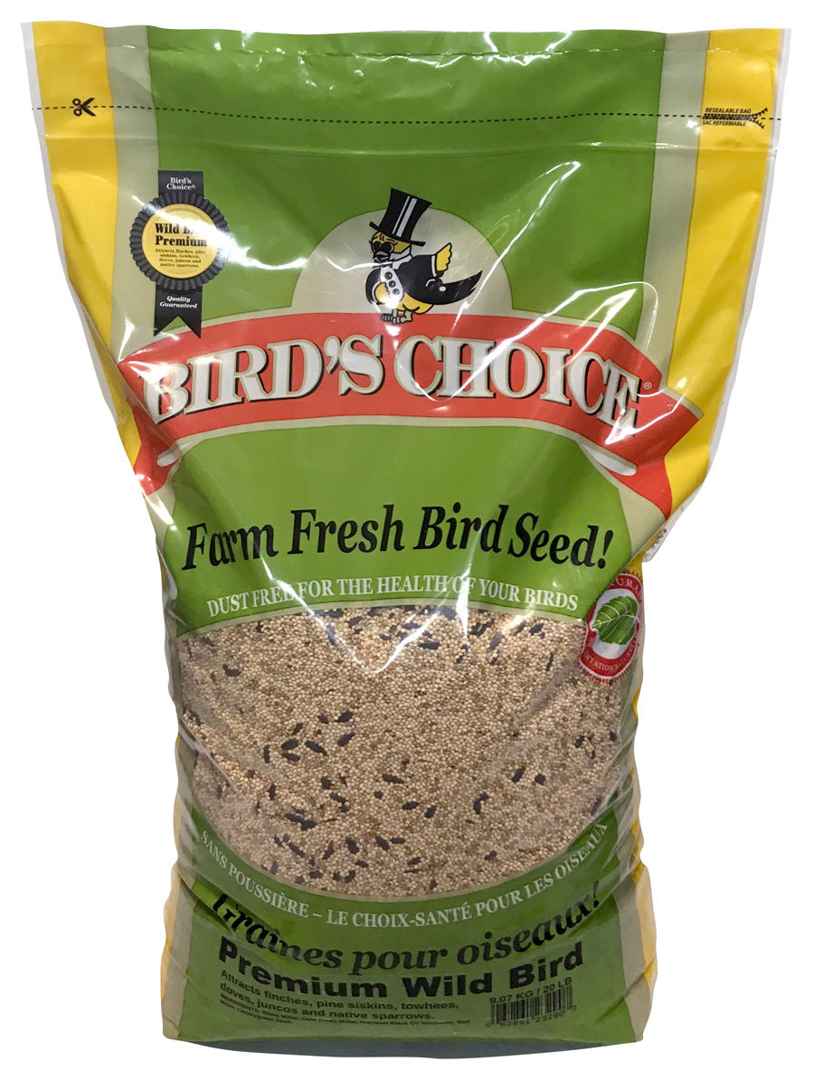 Bird's Choice® Premium Wild Bird Seed