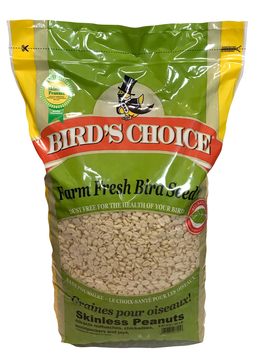Bird's Choice® Skinless Peanuts
