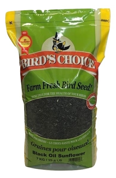 Bird's Choice® Black Oil Sunflower
