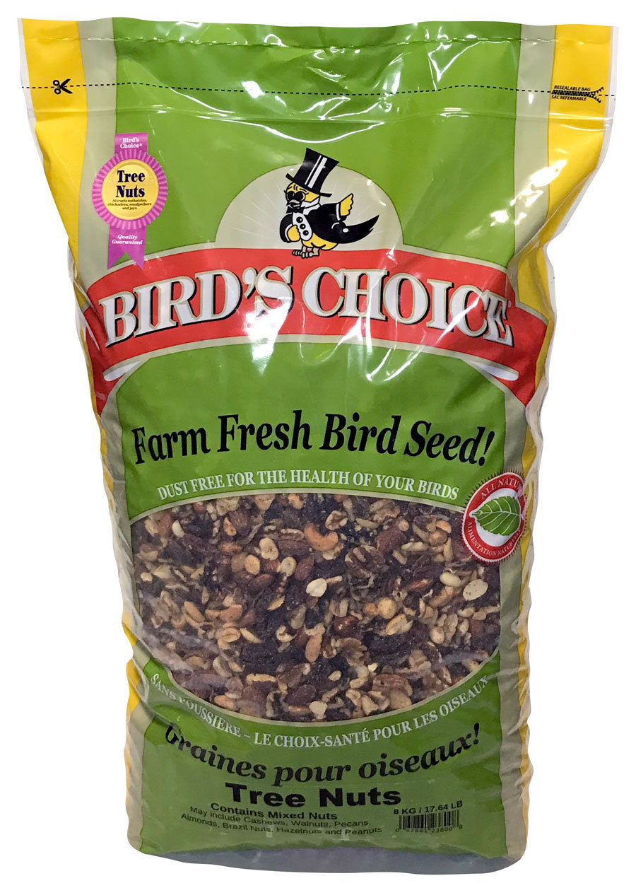 Bird's Choice Tree Nuts