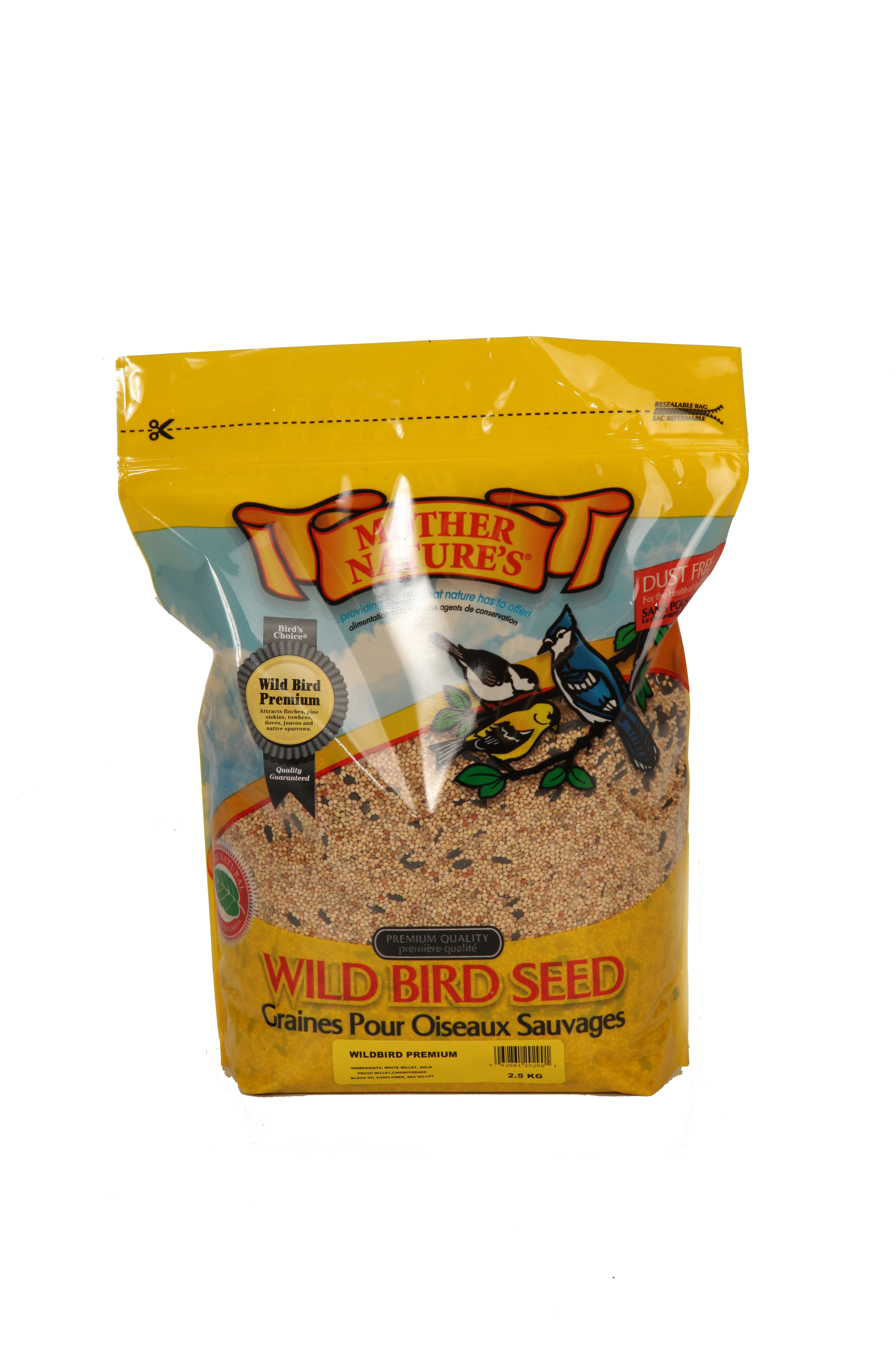 Mother Nature's® Wild Bird Premium Mix