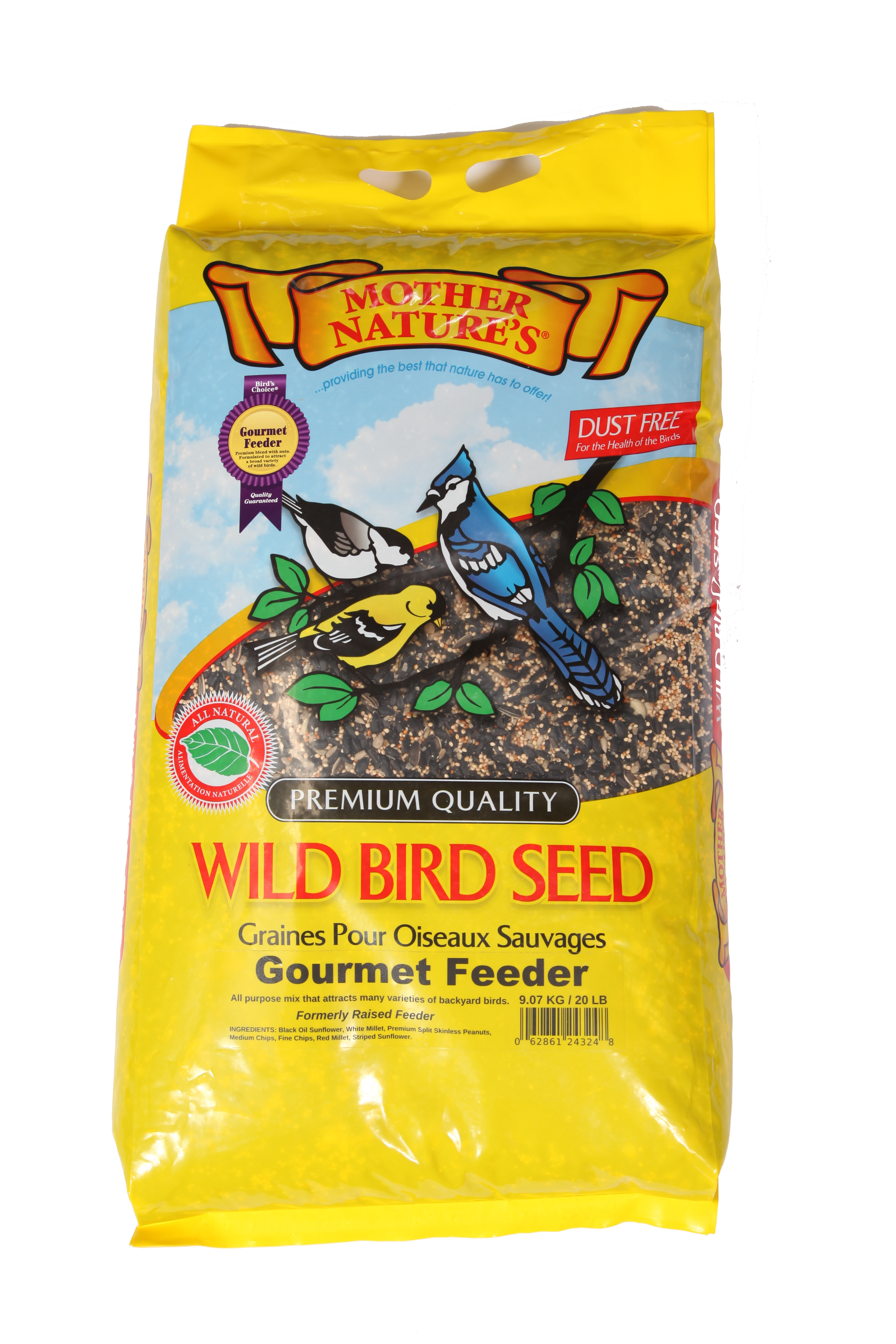 Mother Nature's® Gourmet Feeder