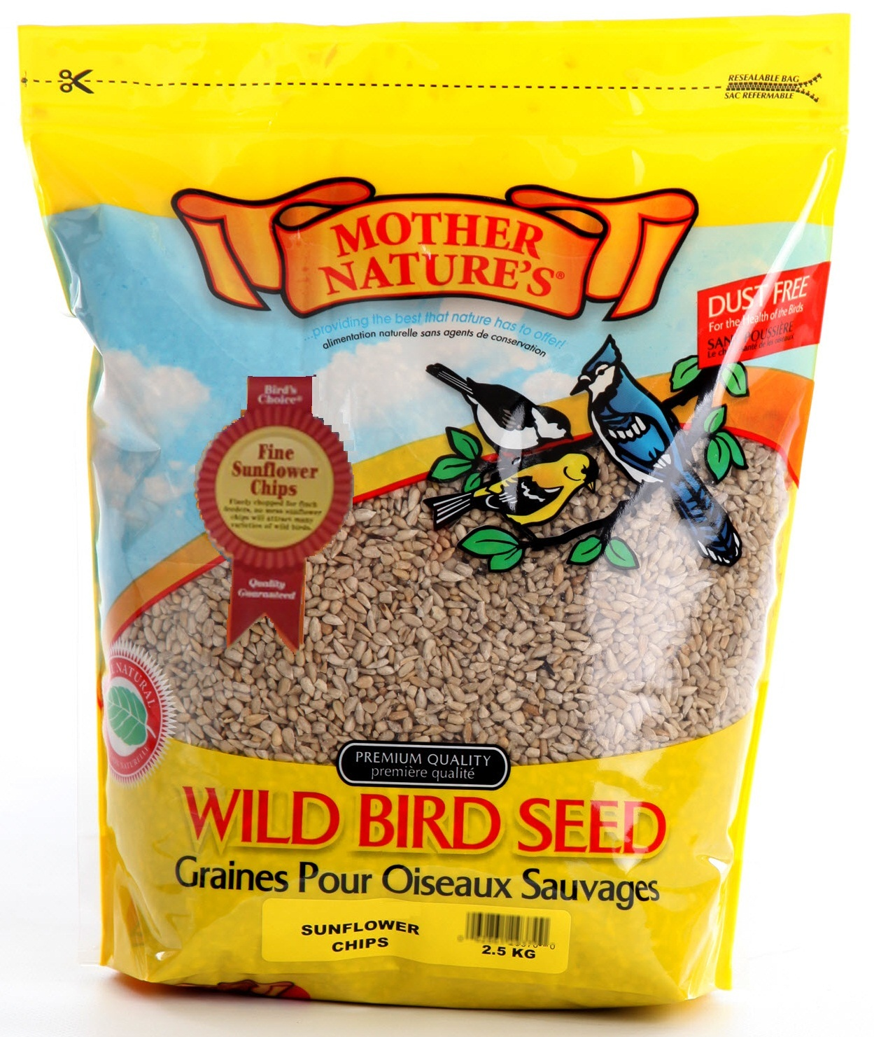 Mother Nature's® Mother Nature's Fine Sunflower Chips