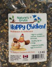 Nature's Grubs - Happy Chicken