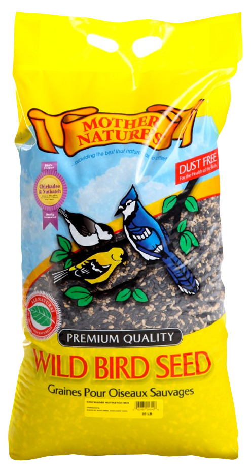 Mother Nature's® Chickadee & Nuthatch Mix