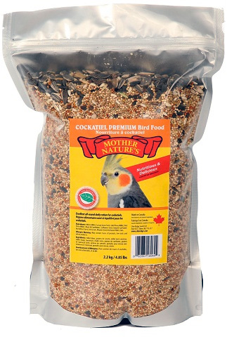 Cockatiel Premium