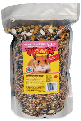 Mother Nature's® Hamster & Gerbil