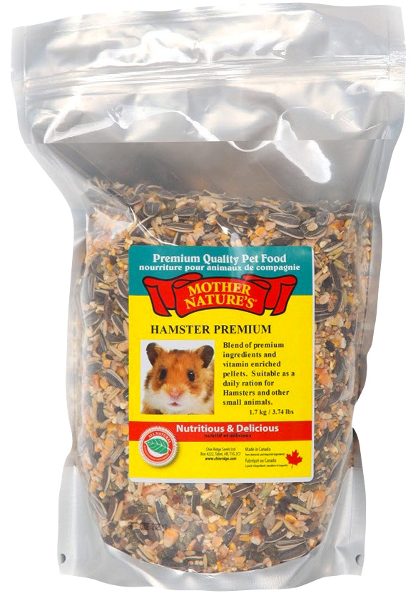 Mother Nature's® Hamster Premium