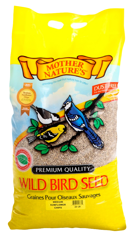 Mother Nature's® Medium Sunflower Chips
