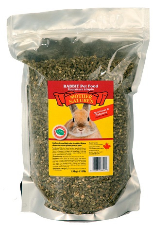 Mother Nature's® Rabbit Food