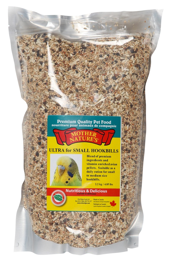Mother Nature's® Ultra 4 Small Hookbills